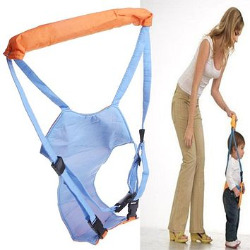 LOU Baby Toddler Harness Bouncer Jumper Help Learn To Moon Walk Walker Assistant