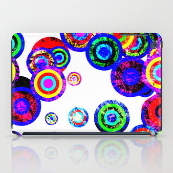 Moving Targets iPad Case by Miss L In Art