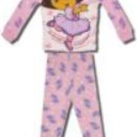 Dora the Explorer 'One Magical Dance' L/S pajamas for toddlers and girls - CLEARANCE PRICE