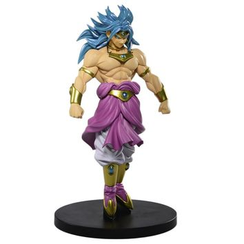 Dragon Ball Z Broli Super Saiyan PVC Action Figure