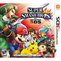 Walmart: Super Smash Brothers (Nintendo 3DS)