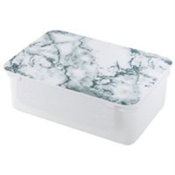 BENTO BOX – WHITE MARBLE by Indigo | Lunch Boxes & Bowls Gifts | chapters.indigo.ca