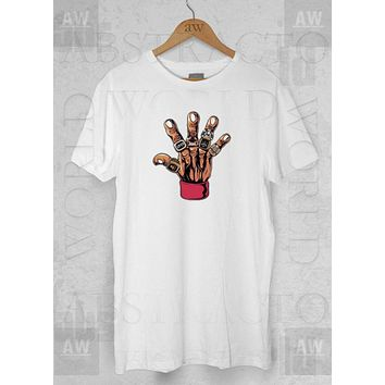 Jordan Rings Chicago Bulls Basketball Legend GOAT MJ Graphic Tee Unisex T Shirt