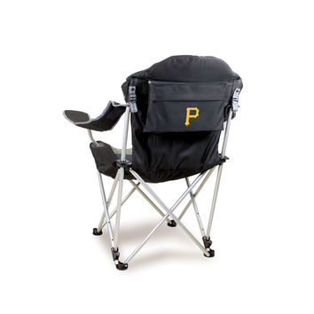 Reclining Camp Chair - Pittsburgh Pirates