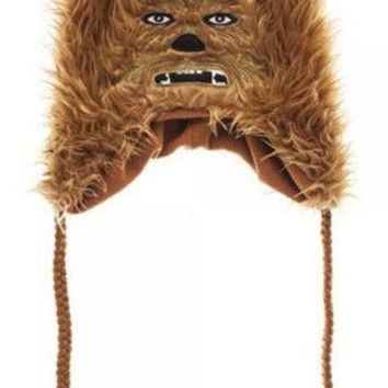 Star Wars Chewbacca Furry Laplander Hat - PRE-ORDER, SHIPS in JULY