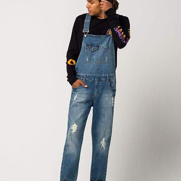 RSQ Mens Overalls | Slim Straight