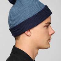 OBEY Old Timey Pom Beanie - Urban Outfitters
