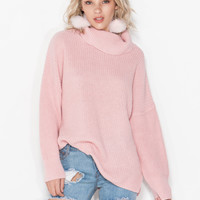 Chic Trip Turtleneck Sweater