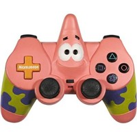 GAME ELEMENTS GPS2PGP PS2 Mini Patrick Buddy Control Pad:Amazon:Video Games