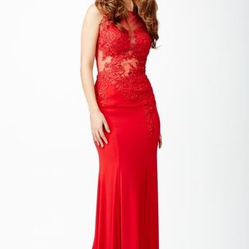 Elegant Long JVN by Jovani Dress JVN32258