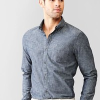 Clean Chambray Shirt