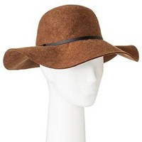 Women's Floppy Hat Brown - Merona™