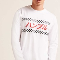 Long-Sleeve Humble Graphic Tee