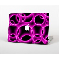 """The Vibrant Pink Glowing Cells Skin Set for the Apple MacBook Pro 15"""""""