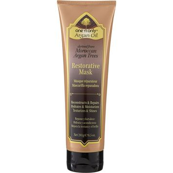 Argan Oil Restorative Mask 8.5 oz