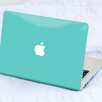 Fresh Mint MacBook Decal Skin MacBook decal sticker MacBook Pro Retina Cover MacBook Air Acer Asus Dell HP Lenovo Chromebook
