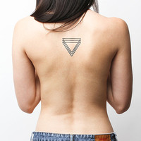 Trice - Temporary Tattoo (Set of 2)