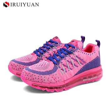 Hot sales!Fashion Breathable men&Women Casual Shoe breathable shoes air soles couple for gym trainer shoes brand free shipping