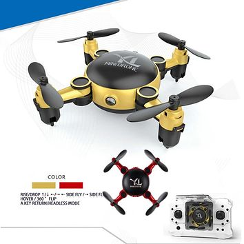 Headless mini RC Helicopter Mode 2.4G 4CH 6 Axle Quadcopter Remote Control Toys drone professional multicopter