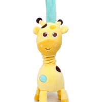 Eco-Buds Organic Take-Along Pals - Giraffe