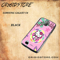hello kitty 2 For Samsung Galaxy S4 - Gift Present Multiple Choice