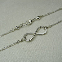 Infinity Necklace - Set of 8 - Bridesmaid Gift