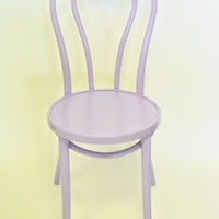 Thonet bentwood chair {Lavender}