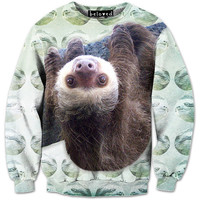 Hanging Sloth Sweatshirt
