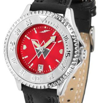 Western State Colorado University Mountaineers Ladies' Competitor AnoChrome Watch