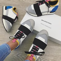 Balenciaga Fashion Race Runners-11