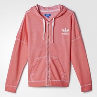 adidas Premium Essentials Washed Hoodie - Multicolor | adidas US