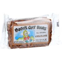 All Natural Chocolate Oat Bar