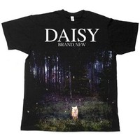 Brand New - Daisy Bottom - T-Shirt - BLA - SM