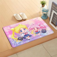 [ Sailor Moon ] Chibi Floor Mat