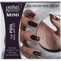 Gelish MINI Foils Nail Art Kit