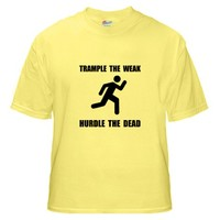 Trample Hurdle T on CafePress.com