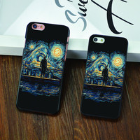 HARRY POTTER STARRY NIGHT Phone Case for iPhone