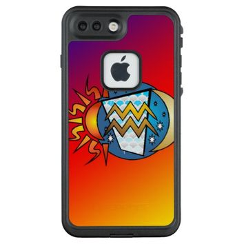 astrology,Aquarius LifeProof FRĒ iPhone 7 Plus Case