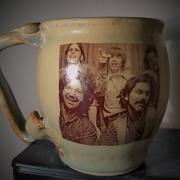 Grateful Dead- Early Years Bolt Mug