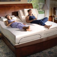 TempurPedic Adjustable Beds at Brookstone—Buy Now!