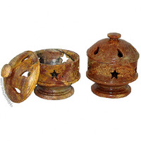 Teardrop Star Cone Incense Burner on Sale for $5.99 at HippieShop.com