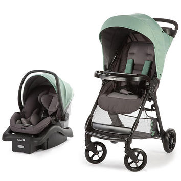 Safety 1st Smooth Ride Travel System - Moss Green