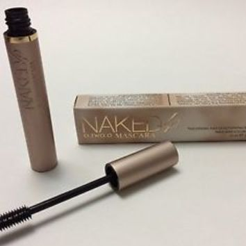 NAKED 4 O. TWO.O BLACK MASCARA EYELASH LONG CURLING THICKENING AND LENGTHENING