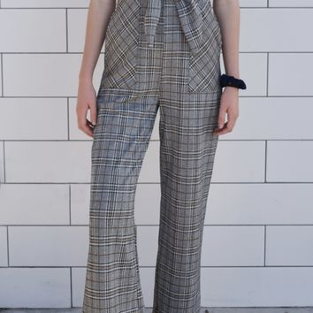 """Downtown"" Jumpsuit"