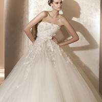 Cheap Pronovias Laertes Elie by Elie Saab Collection - Only USD $398.40