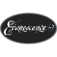 Evanescence Men's Embroidered Patch Black