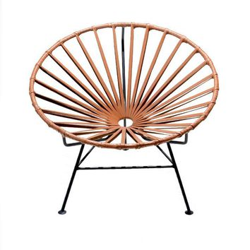Circulo Chair in Leather