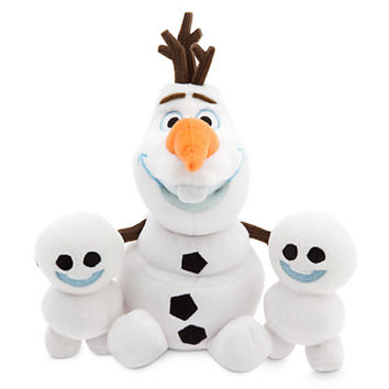Olaf and Snowgies Plush - Small - 8'' - Frozen Fever