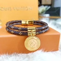 Louis Vuitton Lv Accessories Vuittonite Bracelet M6266e - Best Online Sale