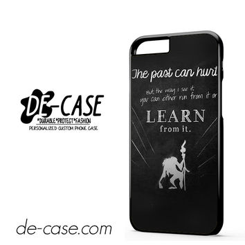 Rafiki Lion King Quote DEAL-9106 Apple Phonecase Cover For Iphone 6 / 6S